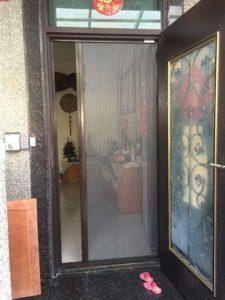 台中玄關紗窗紗門